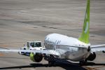 Kenny600mmさんが、中部国際空港で撮影したソラシド エア 737-86Nの航空フォト(飛行機 写真・画像)