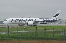 HEATHROWさんが、成田国際空港で撮影したフィンエアー A350-941の航空フォト(飛行機 写真・画像)