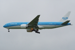 HEATHROWさんが、成田国際空港で撮影したKLMオランダ航空 777-206/ERの航空フォト(飛行機 写真・画像)