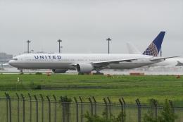 HEATHROWさんが、成田国際空港で撮影したユナイテッド航空 777-322/ERの航空フォト(飛行機 写真・画像)