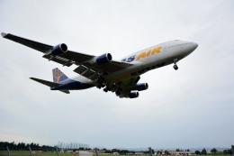 ユキモリさんが、横田基地で撮影したアトラス航空 747-446の航空フォト(飛行機 写真・画像)