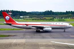 SFJ_capさんが、成田国際空港で撮影した四川航空 A330-243Fの航空フォト(飛行機 写真・画像)