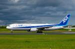 Astechnoさんが、伊丹空港で撮影した全日空 767-381/ERの航空フォト(飛行機 写真・画像)