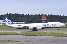 Jyunpei Ohyamaさんが、成田国際空港で撮影した日本貨物航空 747-8KZF/SCDの航空フォト(飛行機 写真・画像)