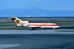 パール大山さんが、サンフランシスコ国際空港で撮影したコンチネンタル航空 727-30の航空フォト(飛行機 写真・画像)