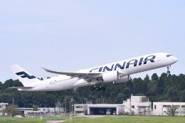 Jyunpei Ohyamaさんが、成田国際空港で撮影したフィンエアー A350-941の航空フォト(飛行機 写真・画像)