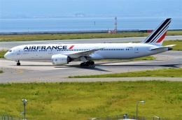 amagoさんが、関西国際空港で撮影したエールフランス航空 787-9の航空フォト(飛行機 写真・画像)