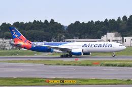 Jyunpei Ohyamaさんが、成田国際空港で撮影したエアカラン A330-941の航空フォト(飛行機 写真・画像)