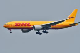 chinbariさんが、成田国際空港で撮影したアエロ・ロジック 777-FZNの航空フォト(飛行機 写真・画像)
