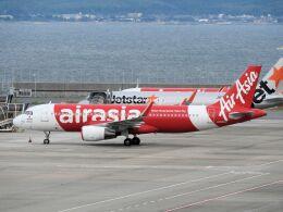 White Pelicanさんが、中部国際空港で撮影したエアアジア・ジャパン A320-216の航空フォト(飛行機 写真・画像)