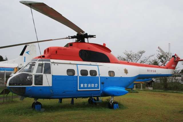 Hiro-hiroさんが、成田国際空港で撮影した東京消防庁航空隊 SA330F Pumaの航空フォト(飛行機 写真・画像)