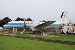 Hiro-hiroさんが、成田国際空港で撮影した日本航空機製造 YS-11の航空フォト(飛行機 写真・画像)