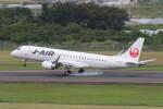 プルシアンブルーさんが、仙台空港で撮影したジェイエア ERJ-190-100(ERJ-190STD)の航空フォト(飛行機 写真・画像)