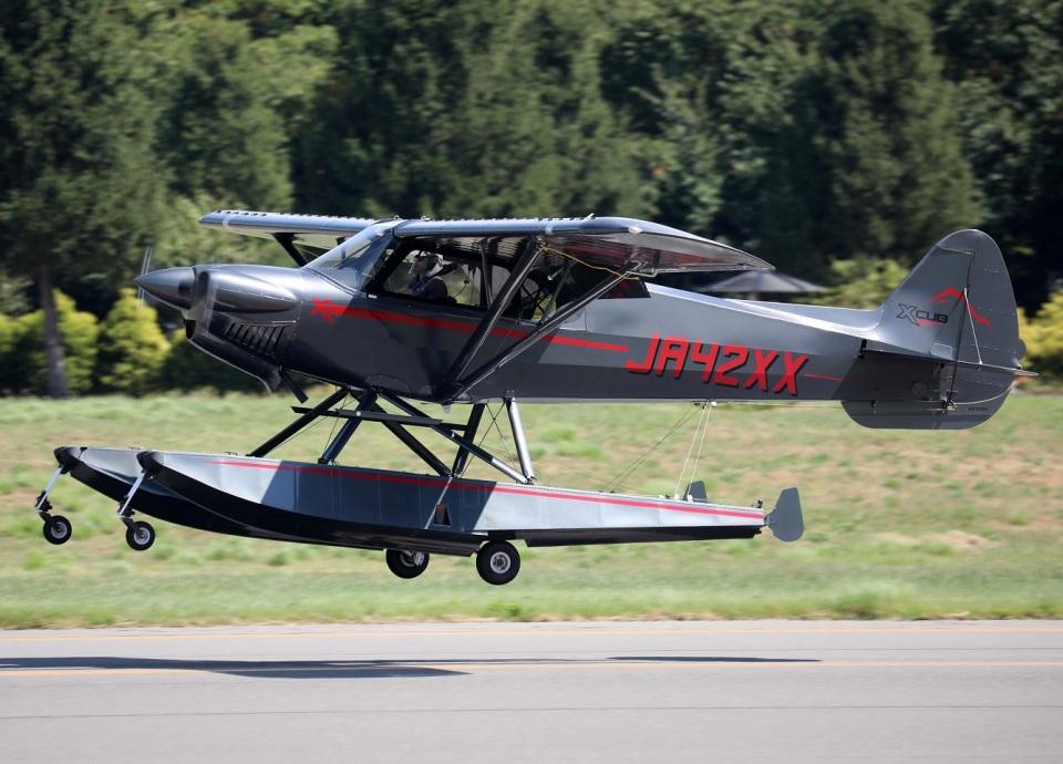 voyagerさんのニセコ・アビエーション Cub Crafters CC19-180 XCub (JA42XX) 航空フォト
