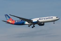 木人さんが、成田国際空港で撮影したエアカラン A330-941の航空フォト(飛行機 写真・画像)