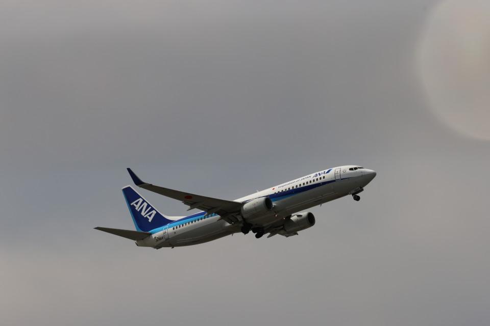 senchouさんの全日空 Boeing 737-800 (JA76AN) 航空フォト