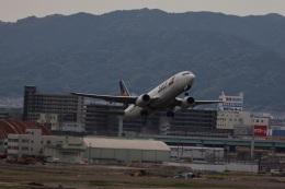 senchouさんが、福岡空港で撮影したスカイマーク 737-8ALの航空フォト(飛行機 写真・画像)