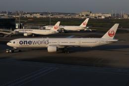 SIさんが、羽田空港で撮影した日本航空 777-346/ERの航空フォト(飛行機 写真・画像)