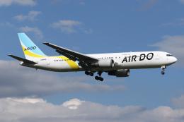 Echo-Kiloさんが、新千歳空港で撮影したAIR DO 767-33A/ERの航空フォト(飛行機 写真・画像)