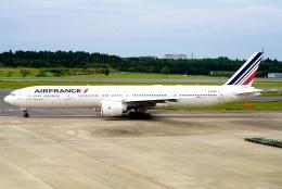 SFJ_capさんが、成田国際空港で撮影したエールフランス航空 777-328/ERの航空フォト(飛行機 写真・画像)