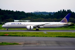 SFJ_capさんが、成田国際空港で撮影したユナイテッド航空 787-10の航空フォト(飛行機 写真・画像)