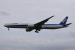 Timothyさんが、成田国際空港で撮影した全日空 777-381/ERの航空フォト(飛行機 写真・画像)