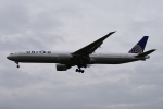 Timothyさんが、成田国際空港で撮影したユナイテッド航空 777-322/ERの航空フォト(飛行機 写真・画像)