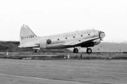 apphgさんが、入間飛行場で撮影した航空自衛隊 C-46D-10-CUの航空フォト(飛行機 写真・画像)