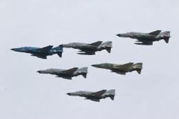 レガシィさんが、茨城空港で撮影した航空自衛隊 RF-4E Phantom IIの航空フォト(飛行機 写真・画像)