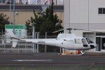KAZFLYERさんが、東京ヘリポートで撮影した日本法人所有 AS350B Ecureuilの航空フォト(飛行機 写真・画像)