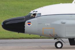 キイロイトリさんが、嘉手納飛行場で撮影したアメリカ空軍 RC-135W (717-158)の航空フォト(飛行機 写真・画像)