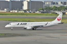 KKiSMさんが、伊丹空港で撮影したジェイエア ERJ-190-100(ERJ-190STD)の航空フォト(飛行機 写真・画像)