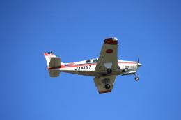 Tomochanさんが、函館空港で撮影した日本法人所有 A36 Bonanza 36の航空フォト(飛行機 写真・画像)