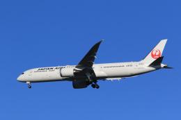 航空フォト:JA865J 日本航空 787-9