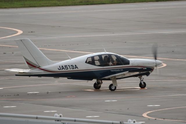 Tomochanさんが、函館空港で撮影した日本個人所有 TB-20 Trinidad GTの航空フォト(飛行機 写真・画像)