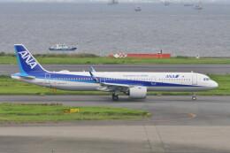 KKiSMさんが、羽田空港で撮影した全日空 A321-272Nの航空フォト(飛行機 写真・画像)