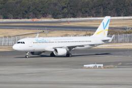 utarou on NRTさんが、成田国際空港で撮影したバニラエア A320-214の航空フォト(飛行機 写真・画像)