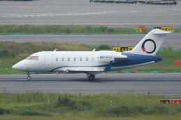 N.tomoさんが、羽田空港で撮影した不明 Challenger 600の航空フォト(飛行機 写真・画像)