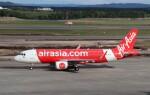 ハム太郎。さんが、新千歳空港で撮影したエアアジア・ジャパン A320-216の航空フォト(飛行機 写真・画像)