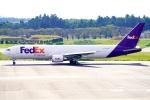 SFJ_capさんが、成田国際空港で撮影したフェデックス・エクスプレス 767-3S2F/ERの航空フォト(飛行機 写真・画像)