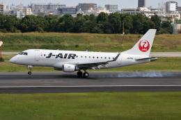徳兵衛さんが、伊丹空港で撮影したジェイエア ERJ-170-100 (ERJ-170STD)の航空フォト(飛行機 写真・画像)
