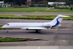 SFJ_capさんが、成田国際空港で撮影したウィルミントン・トラスト・カンパニー BD-700-1A10 Global Expressの航空フォト(飛行機 写真・画像)