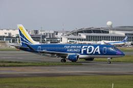 MOHICANさんが、福岡空港で撮影したフジドリームエアラインズ ERJ-170-200 (ERJ-175STD)の航空フォト(飛行機 写真・画像)