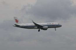 Hiro-hiroさんが、成田国際空港で撮影した中国国際航空 A320-214の航空フォト(飛行機 写真・画像)