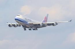 JJ✈さんが、福岡空港で撮影したチャイナエアライン 747-409の航空フォト(飛行機 写真・画像)