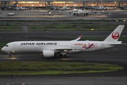うえちゃんさんが、羽田空港で撮影した日本航空 A350-941の航空フォト(飛行機 写真・画像)