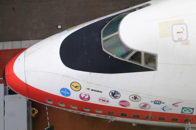 Hiro-hiroさんが、成田国際空港で撮影したノースウエスト航空 747-212Bの航空フォト(飛行機 写真・画像)
