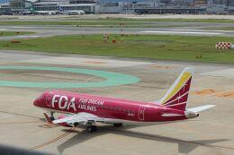 accheyさんが、福岡空港で撮影したフジドリームエアラインズ ERJ-170-200 (ERJ-175STD)の航空フォト(飛行機 写真・画像)
