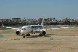 accheyさんが、福岡空港で撮影した日本航空 A350-941の航空フォト(飛行機 写真・画像)
