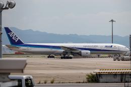 A.Tさんが、関西国際空港で撮影した全日空 777-381の航空フォト(飛行機 写真・画像)